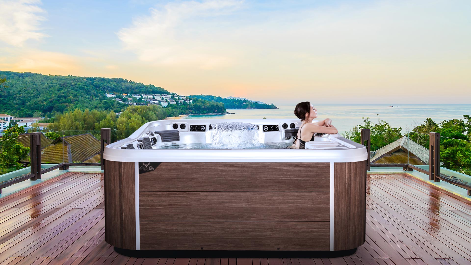 Hot Tub Hook up coût